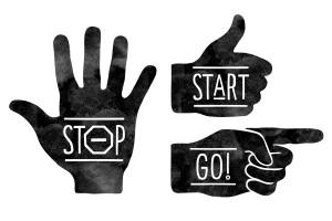 stop shoulding