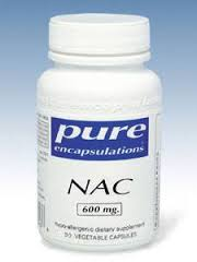nac, pure encapsulations